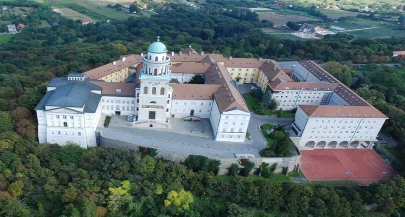 Hungary Pannonhalma UNESCO site and Gyor town Tour