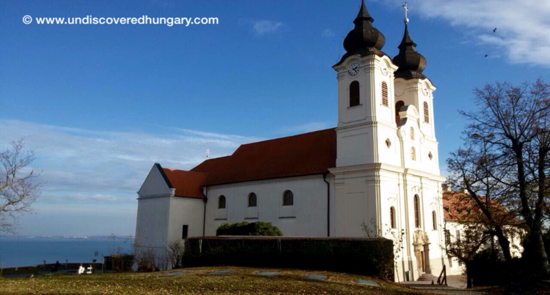 Hungary Tihany private walking tour with professional guide